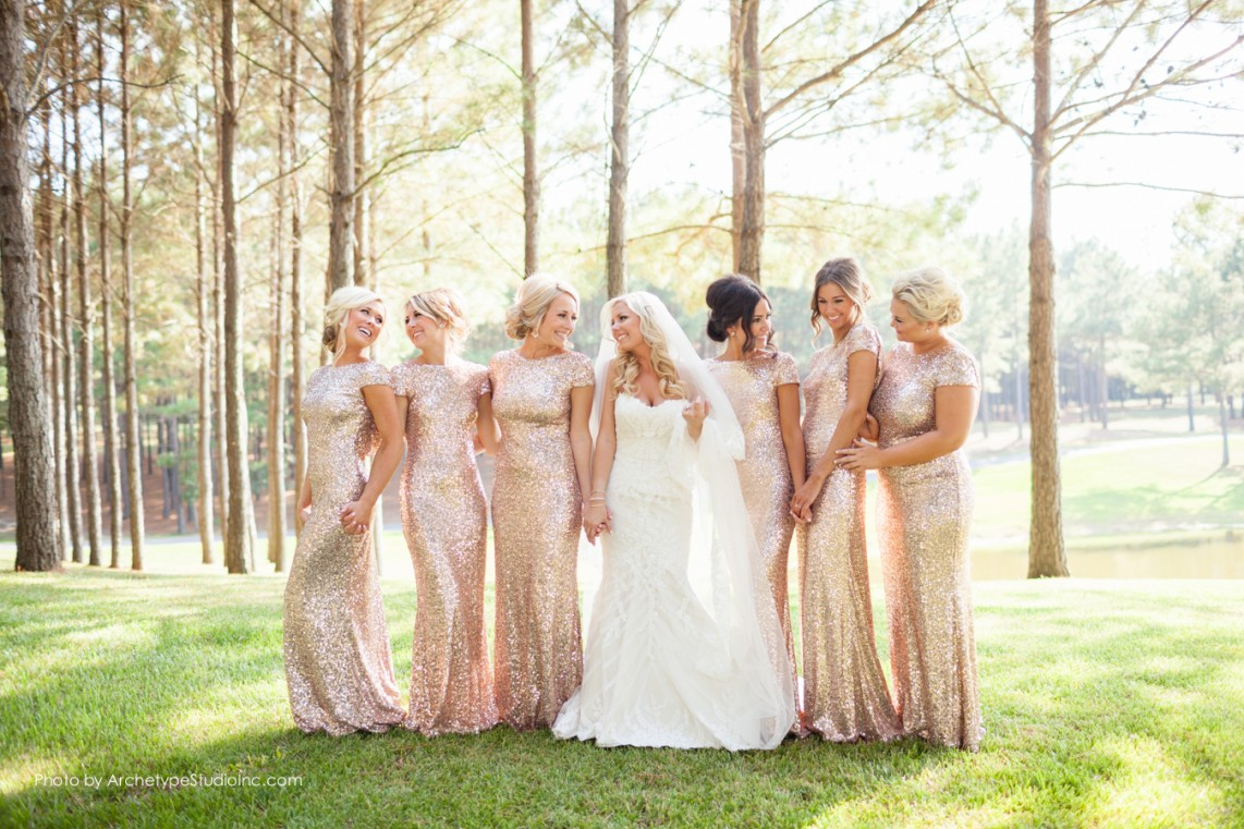 Unique Wedding Ideas: Unique Wedding Ideas: Add Sparkle With Sequins