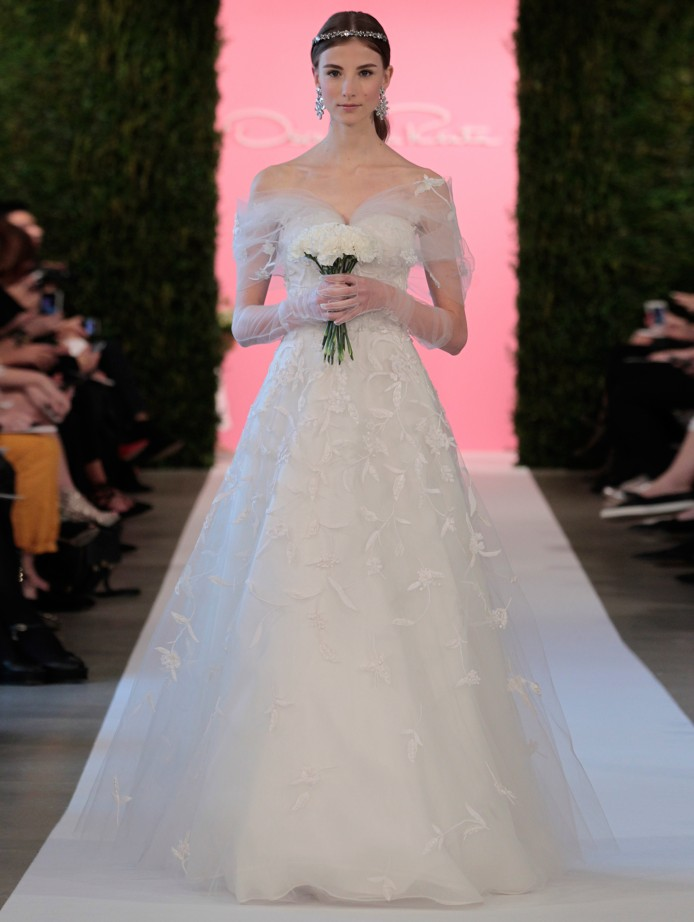 oscar de la renta wedding dresses 2015 modwedding
