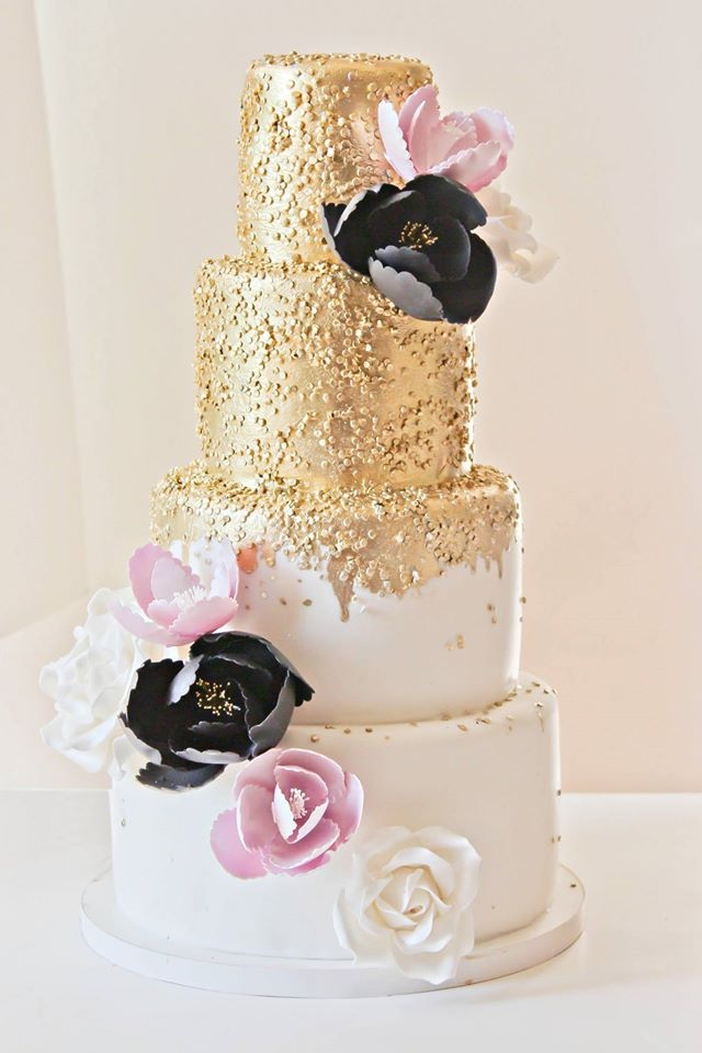 Wonderful Wedding Cakes by Edible Art Cakes of Capetown ...