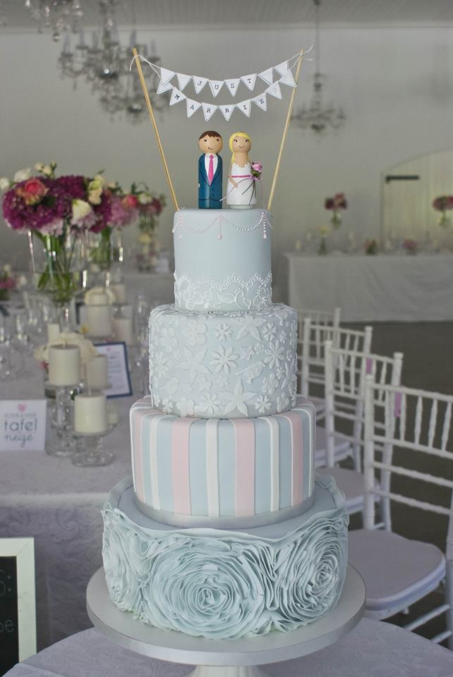 Cake This Edible Art : Wonderful Wedding Cakes by Edible Art Cakes of Capetown ...