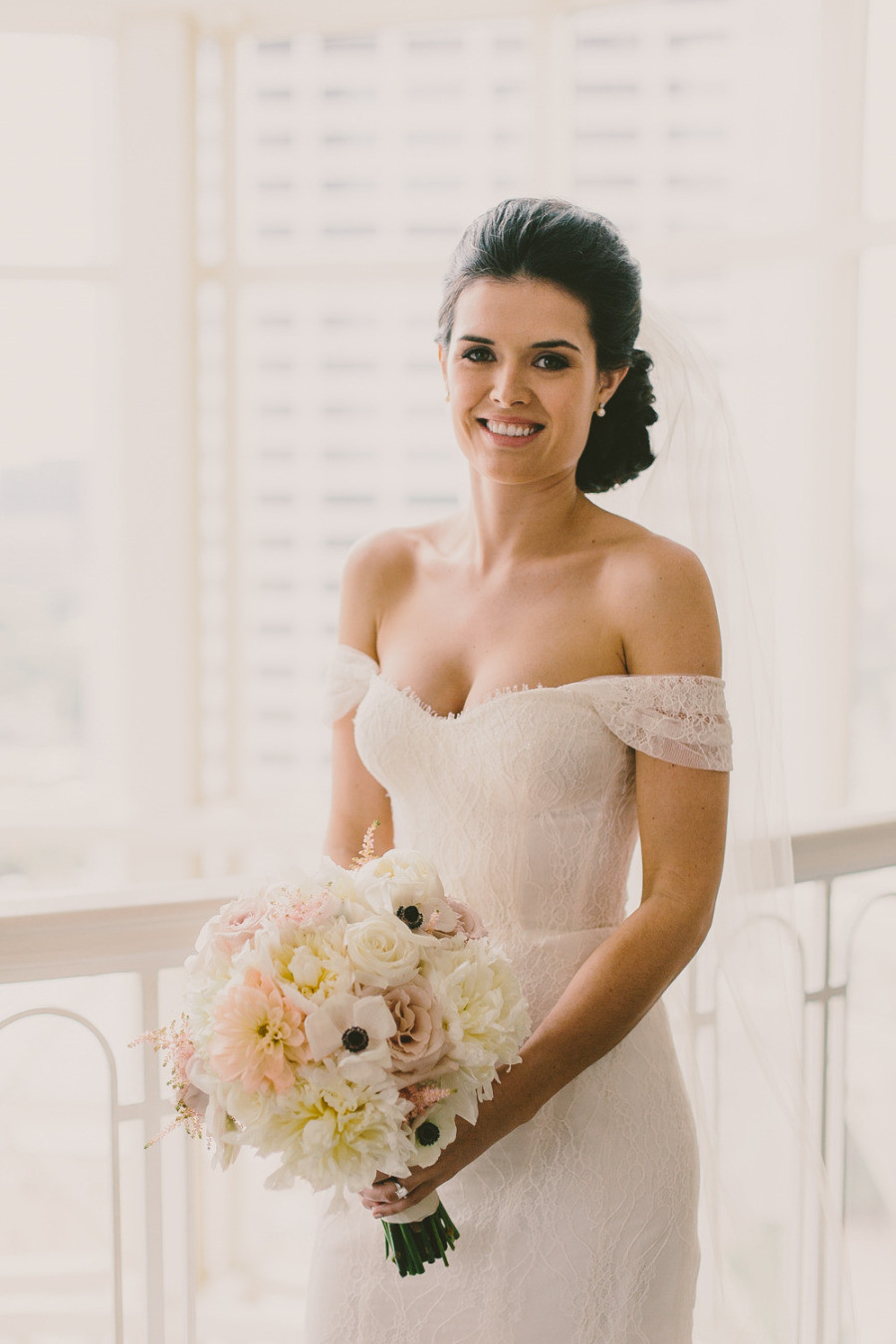 20 Of The Sweetest Off The Shoulder Wedding Dresses