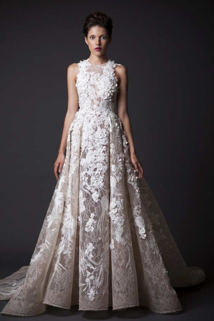 Krikor Jabotian Wedding Dresses 2015 Collection Modwedding