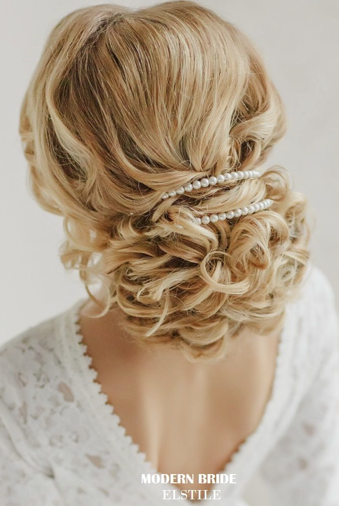 images of wedding hair styles stunning wedding hairstyles for every modwedding 7203