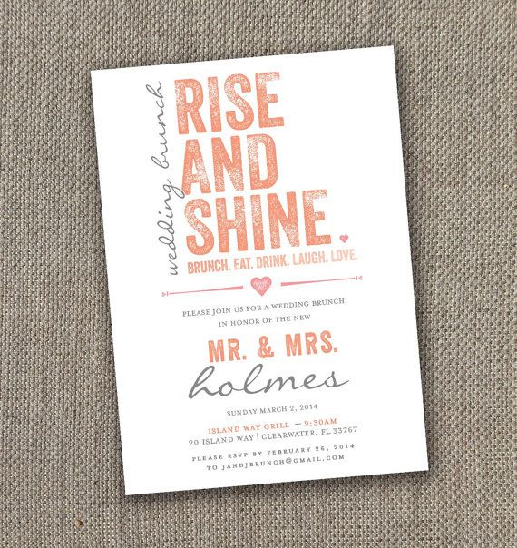 Cocktail Invite Wording with perfect invitation design
