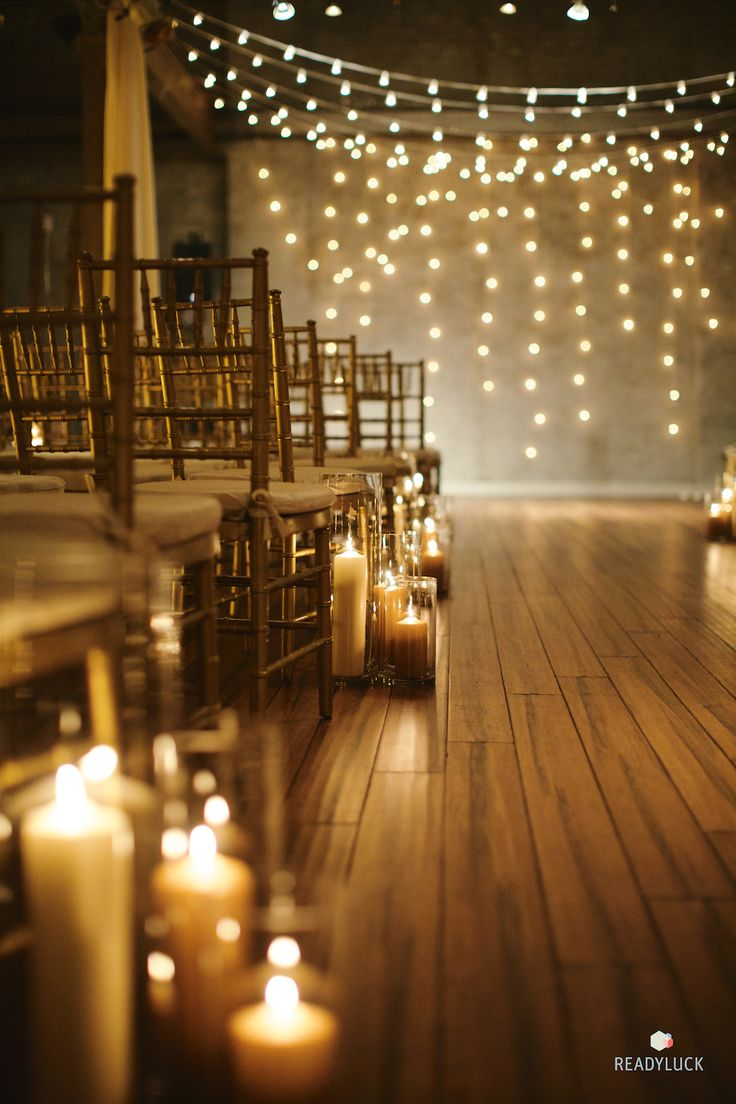 21 intimate wedding ideas using candles modwedding wedding ideas candles 2 02242015 ky junglespirit Images