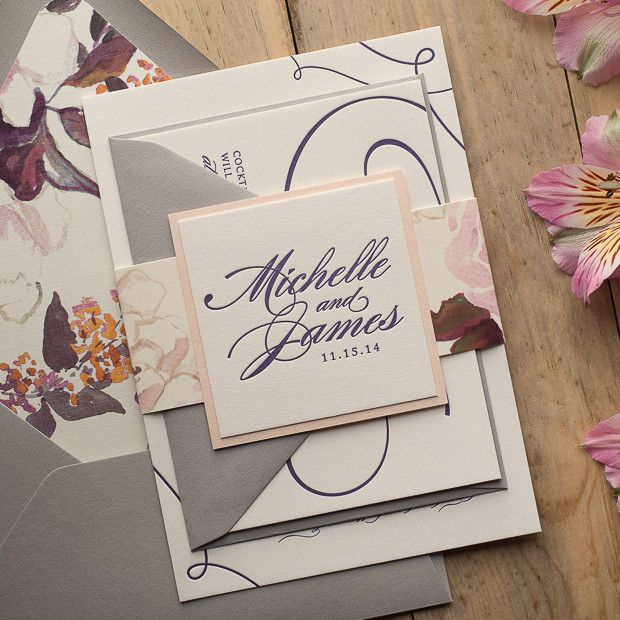 Gorgeous Wedding Invitations