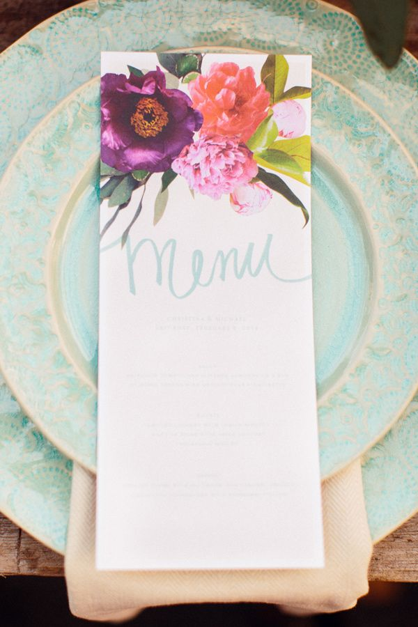 Entice your guests with these lovely wedding menu stationery ideas wedding stationery 5 02022015 ky mightylinksfo Choice Image