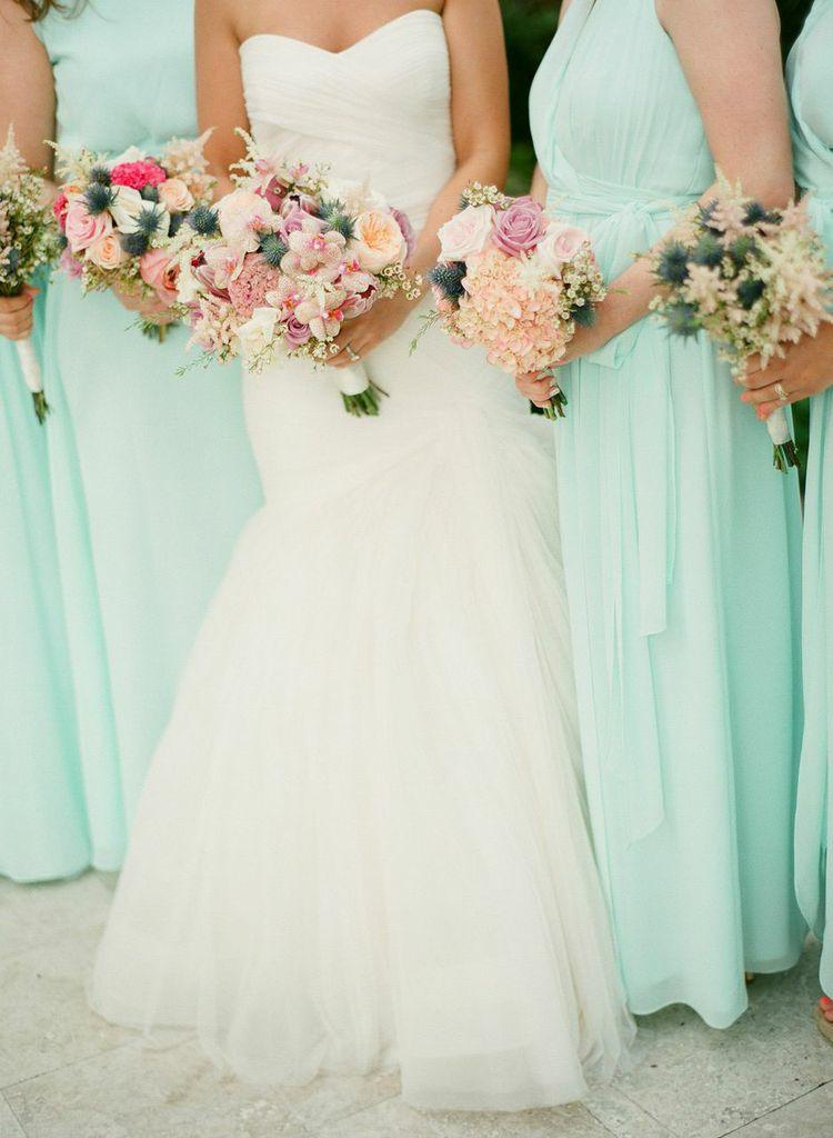 Chic florida wedding at boca raton resort and club from for Boca raton wedding dresses