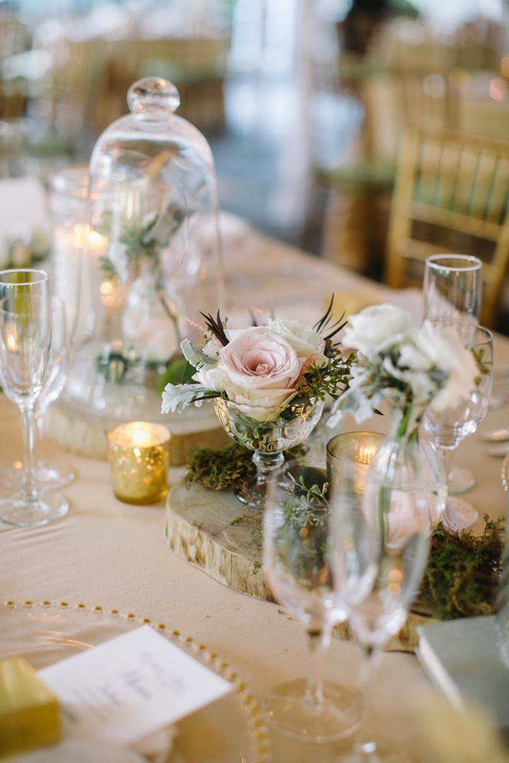 Gold And Pastel Philadelphia Wedding At Appleford From