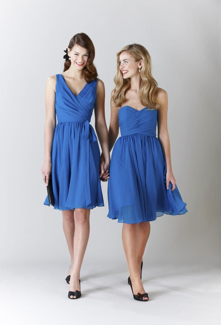 20 kennedy blue bridesmaid dresses you should see modwedding bridesmaid dresses 17 04102015 ky ombrellifo Choice Image