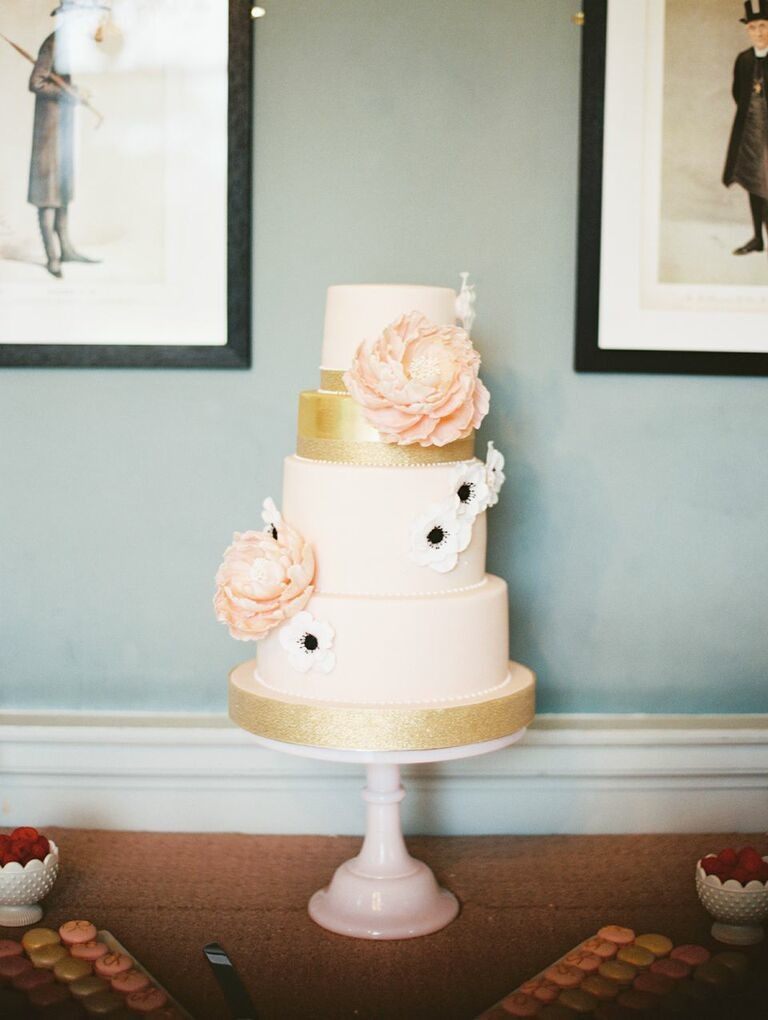 wedding cakes in london ky contemporary chic wedding at fulham palace modwedding 24688