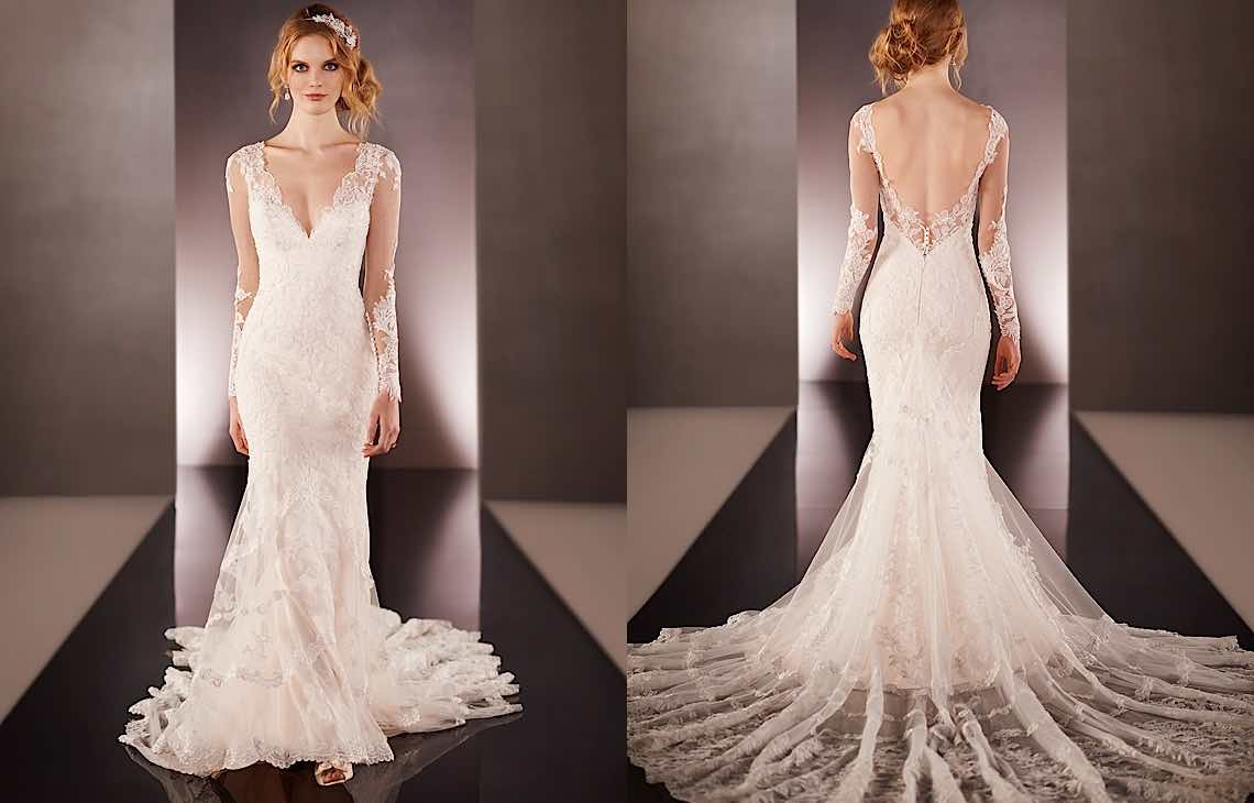 gorgeous martina liana wedding dresses modwedding