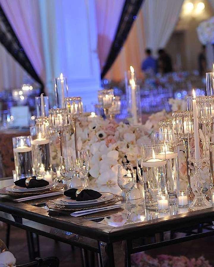 Glorious New Orleans Wedding Reception At Crystal Palace Modwedding