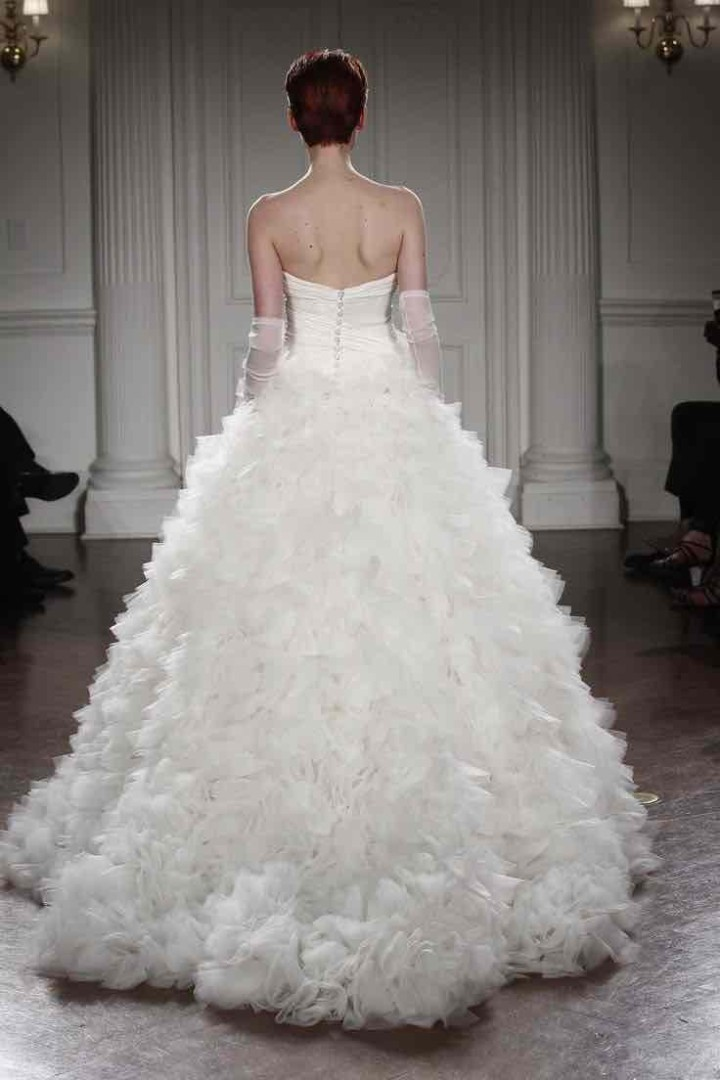 Timeless Peter Langner Wedding Dresses 2015 Modwedding