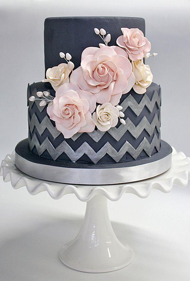 creative wedding cakes by coco paloma desserts in austin modwedding. Black Bedroom Furniture Sets. Home Design Ideas