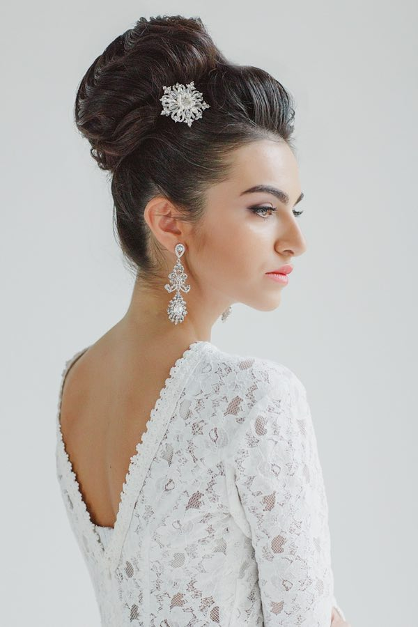 different wedding hair styles the most beautiful wedding hairstyles to inspire you 28040