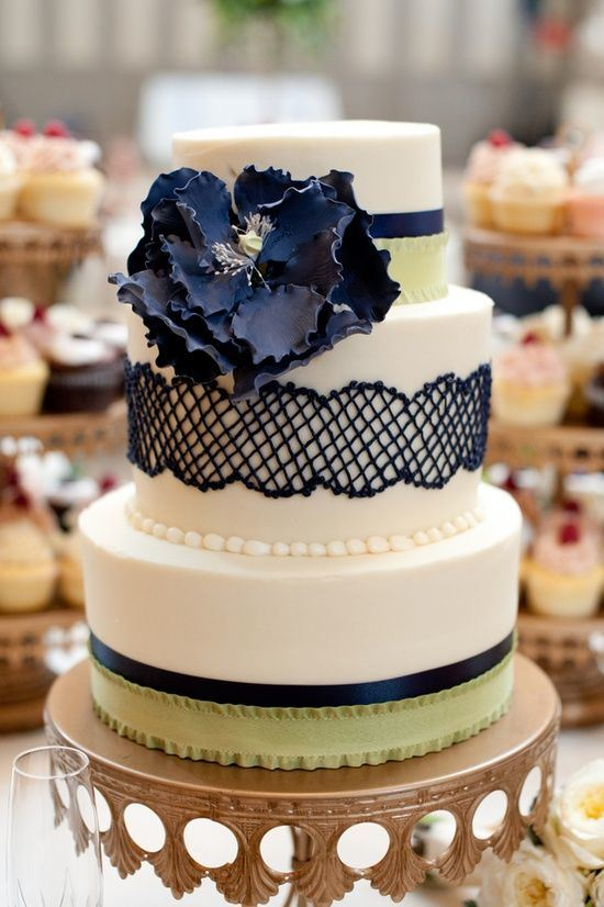 Color Inspiration Midnight Blue And Navy Wedding Ideas