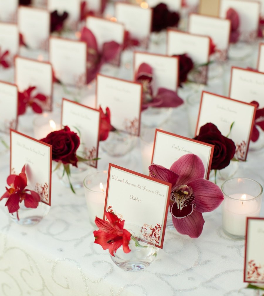 Unique Escort Card Wedding Ideas From Brilliant Event