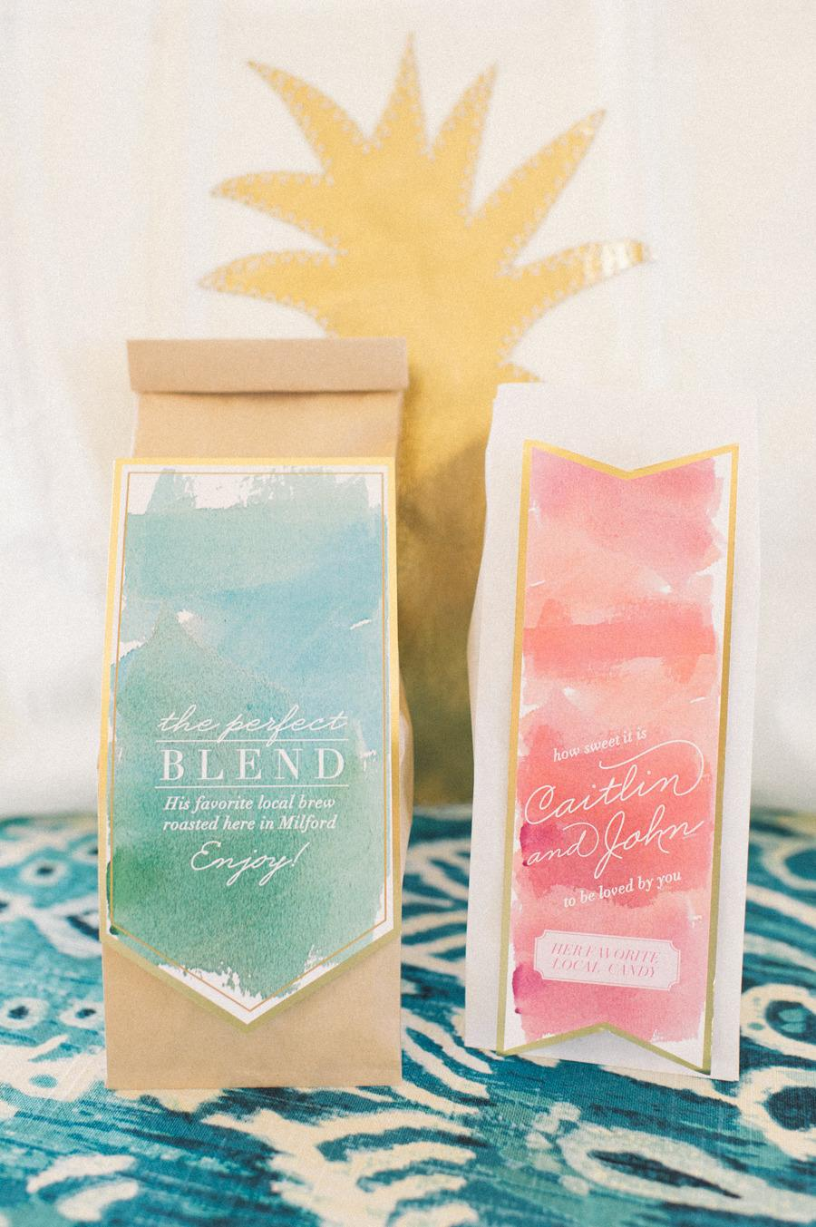 Gifts For Guests: Fun Wedding Favors And Welcome Bags