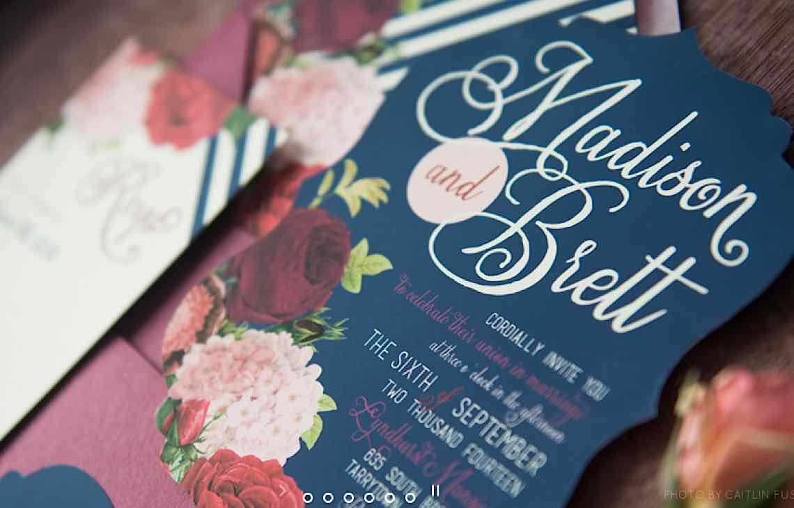 Giveaway win 100 wedding invitations and rsvp cards from laura giveaway win 100 wedding invitations and rsvp cards from laura damiano designs modwedding stopboris Image collections