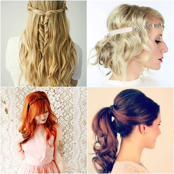 24 Fabulous Easy Do It Yourself Hairstyles For Wedding Guests