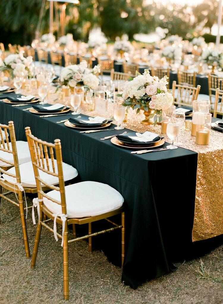 Rehearsal Dinner Table Ideas Images Decoration