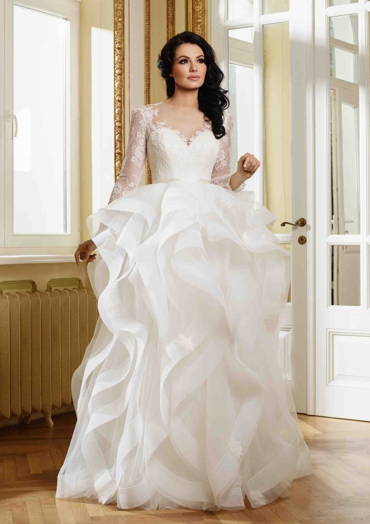 Maya Fashion Wedding Dress 3 05082015nz ...