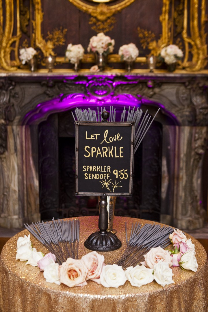 cool wedding reception ideas rhode island wedding a sparkle filled celebration 27890