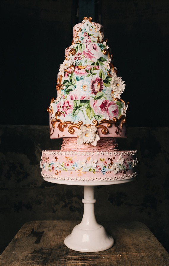 over the top wedding cakes the top gorgeous wedding cakes for inspiration 18098