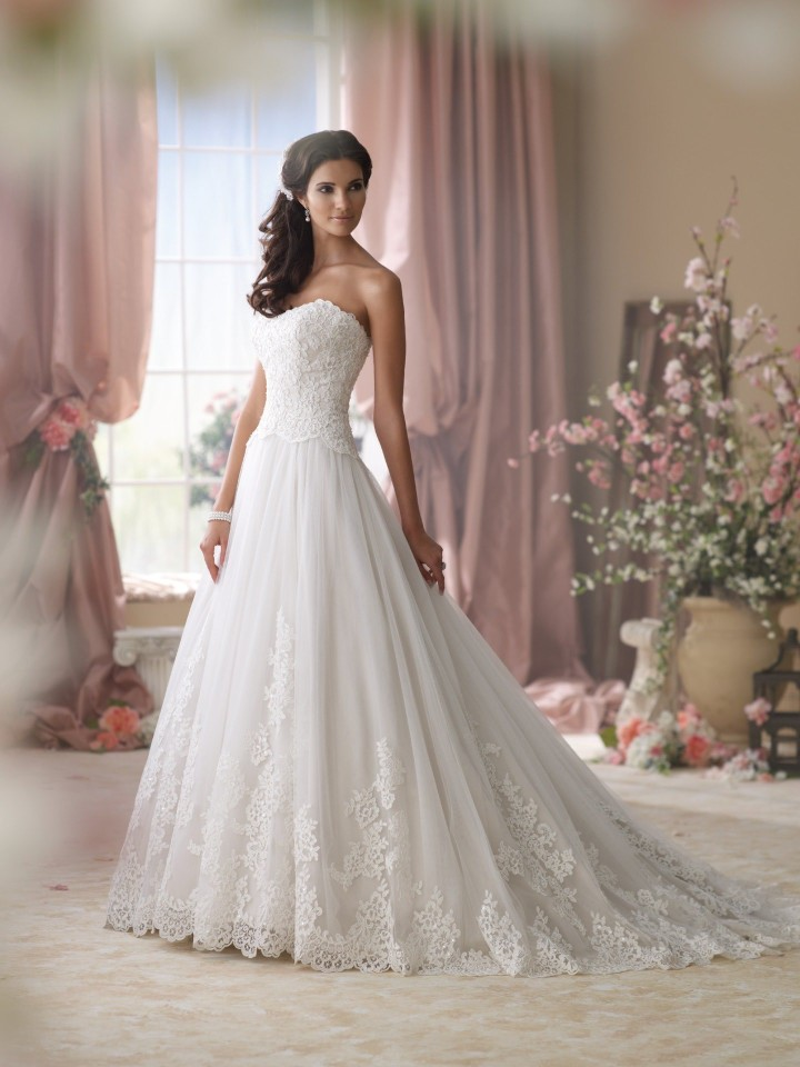 David tutera wedding dresses 2016 modwedding david tutera wedding dress 50 06112015nz junglespirit Choice Image