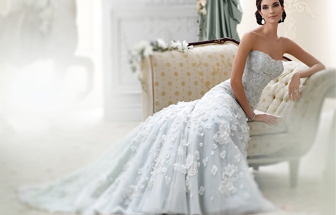 David tutera wedding dresses 2016 modwedding junglespirit Images