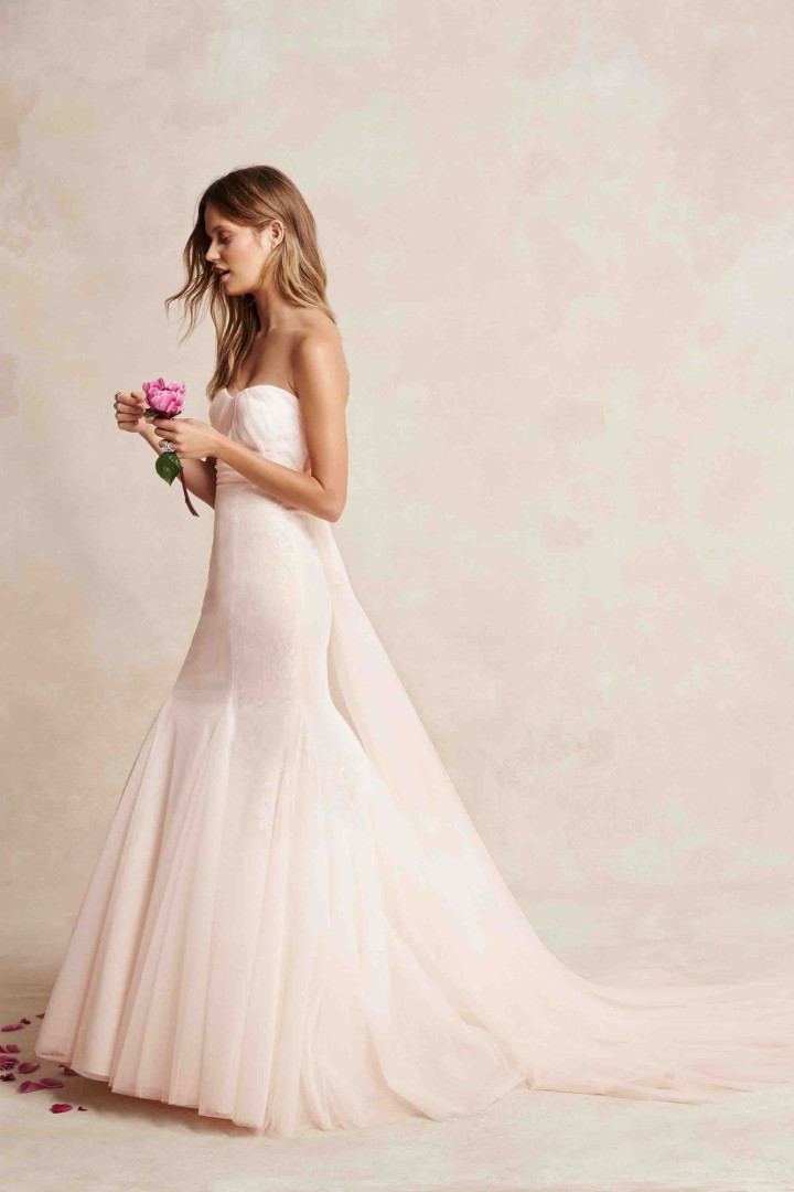 Monique Lhuillier Wedding Dresses 2015 Bliss Collection MODwedding