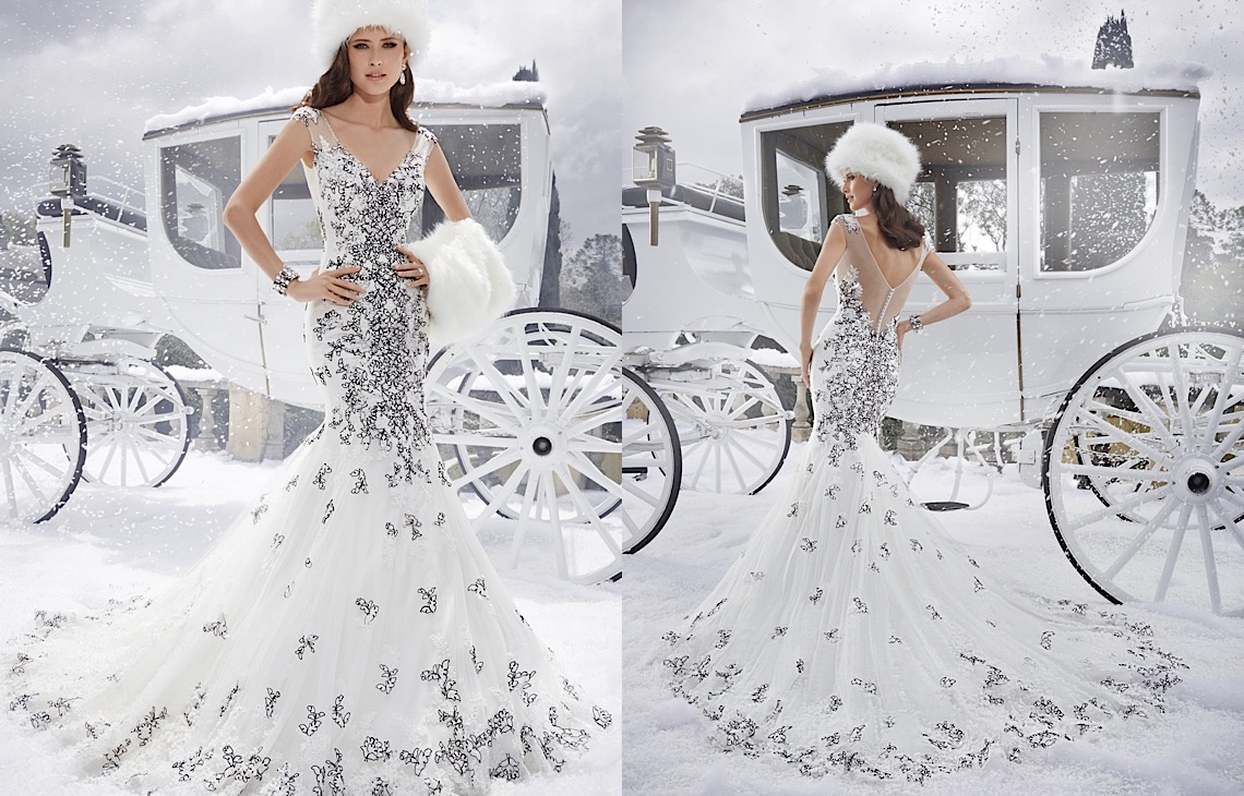 Sophia Tolli Wedding Dresses with Classic Designs Part II - MODwedding