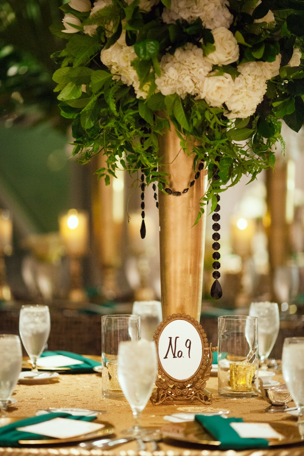 tropical wedding decorations deco st petersburg wedding at dali museum modwedding 8085