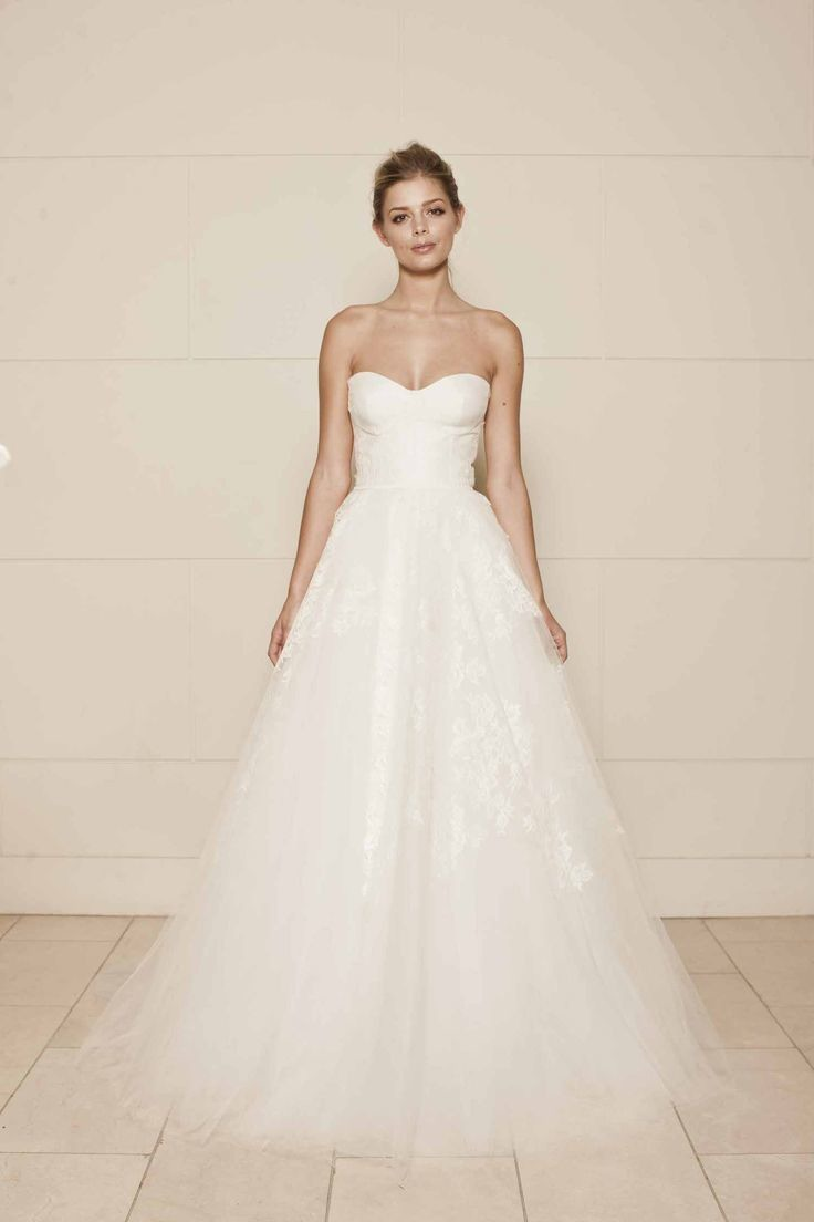 21 ultra romantic tulle wedding dresses modwedding wedding dresses 1b 06192015 ky ombrellifo Choice Image