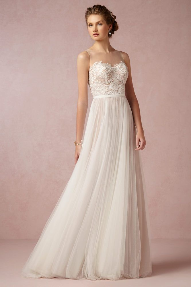 21 ultra romantic tulle wedding dresses modwedding wedding dresses 8 06192015 ky junglespirit Images