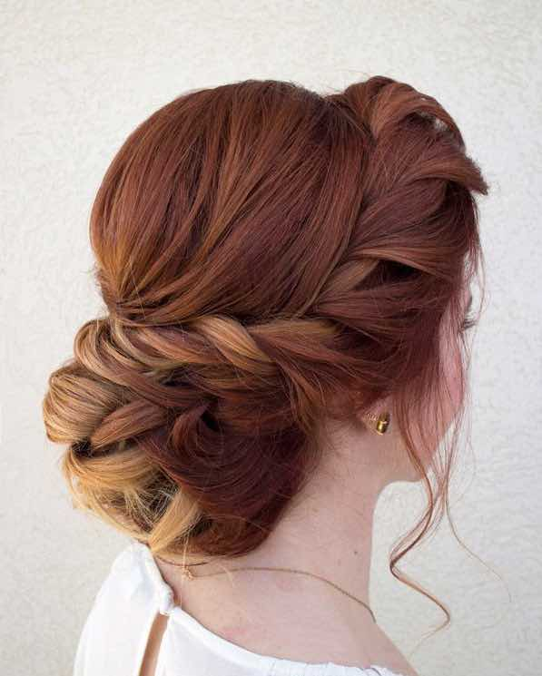 Wedding hairstyle 12 06132015nz
