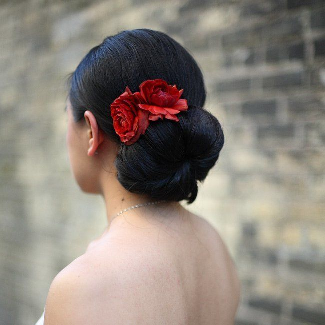 Hairstyle For Traditional Wedding: Updo Wedding Hairstyles With Special Details