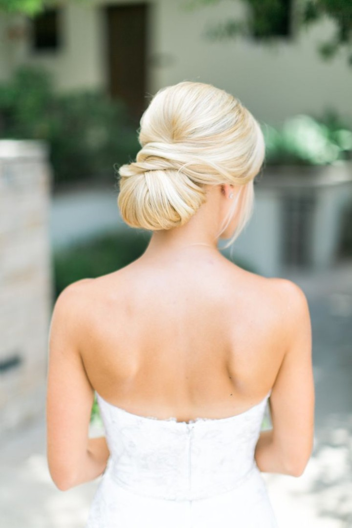 Elegant Wedding Hairstyles with Beautiful Details