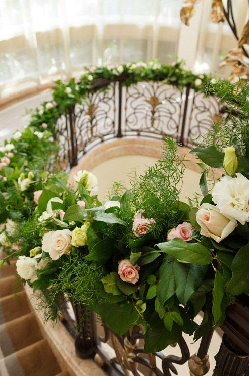 Wedding Ideas 19 Beautiful Ways to Decorate Your Staircase
