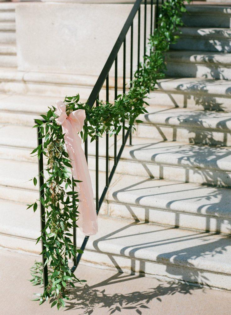 Wedding ideas 19 beautiful ways to decorate your staircase modwedding wedding ideas 13 06232015 ky junglespirit Choice Image