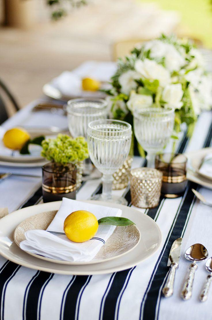 100  Black And White Table Setting Ideas Gallery Hire Societ
