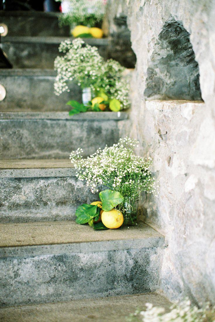 Wedding ideas 19 beautiful ways to decorate your staircase modwedding wedding ideas 19 06232015 ky junglespirit Image collections