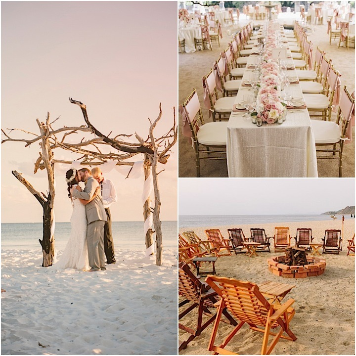 Coastal Wedding Ideas: 20 Great Beach Wedding Ideas For Summer