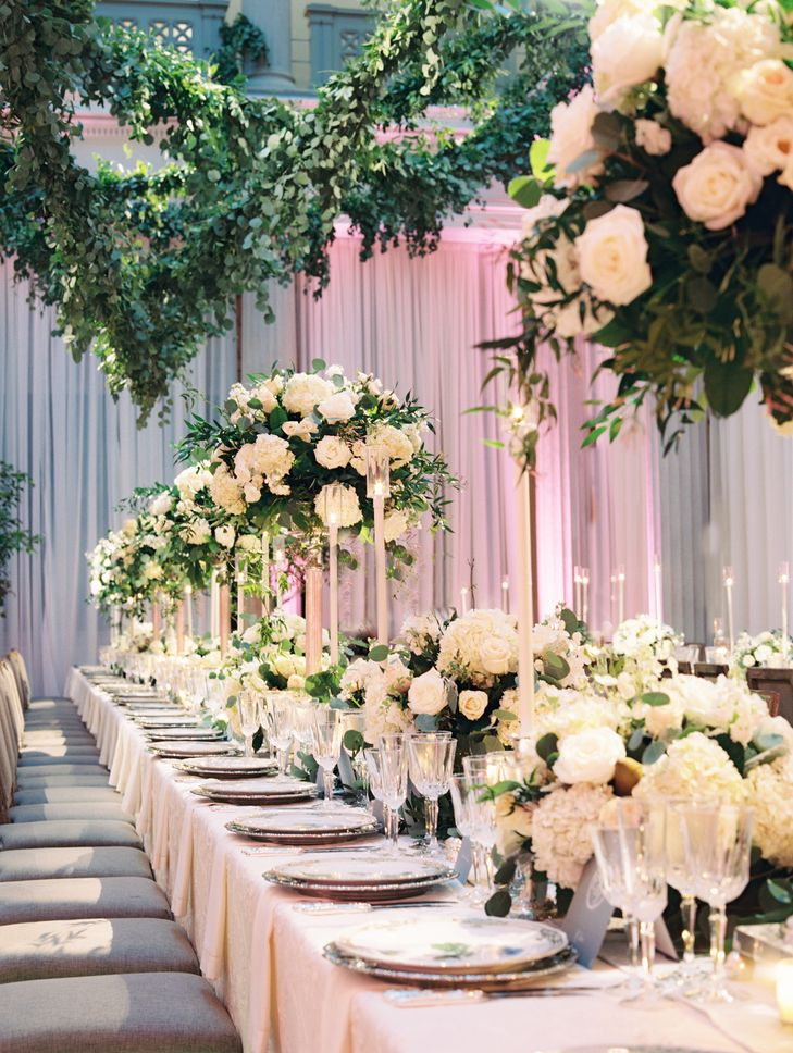 The Most Extravagant Wedding Ideas Modwedding