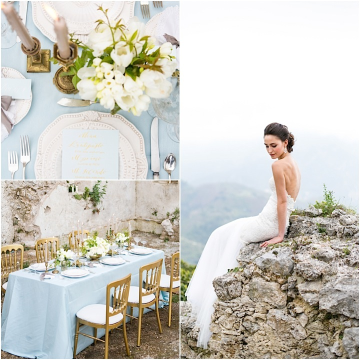 Italian Luxury: Amalfi Coast Wedding Inspiration At Hotel
