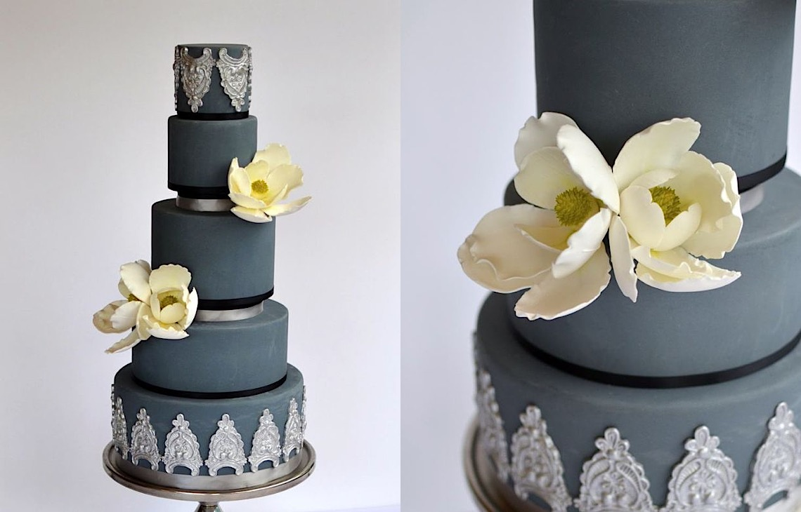 Amazing Wedding Cakes With A Twist Ornament - The Wedding Ideas ...