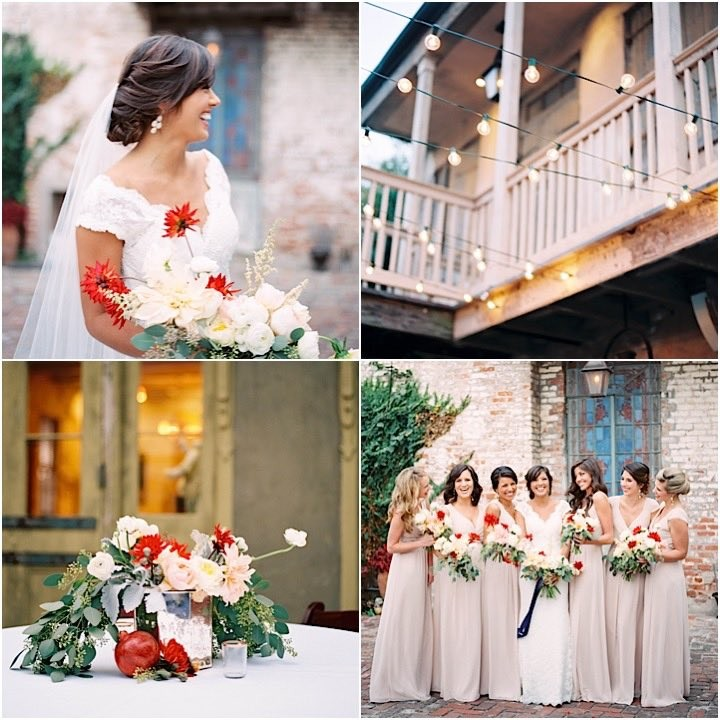 Classy New Orleans Wedding at Race and Religious - MODwedding