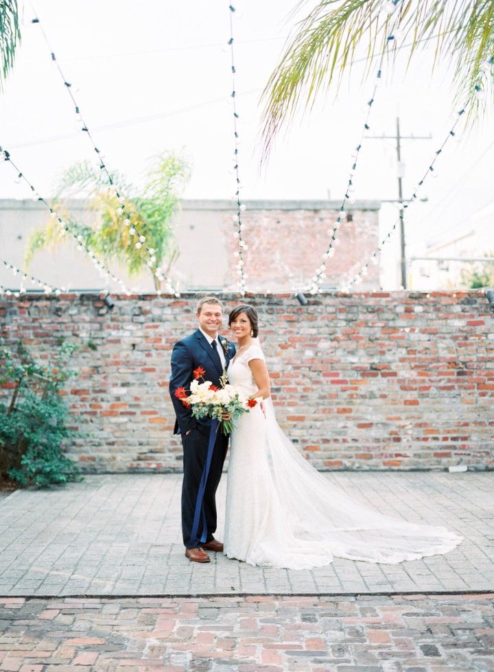 Classy New Orleans Wedding At Race And Religious Modwedding