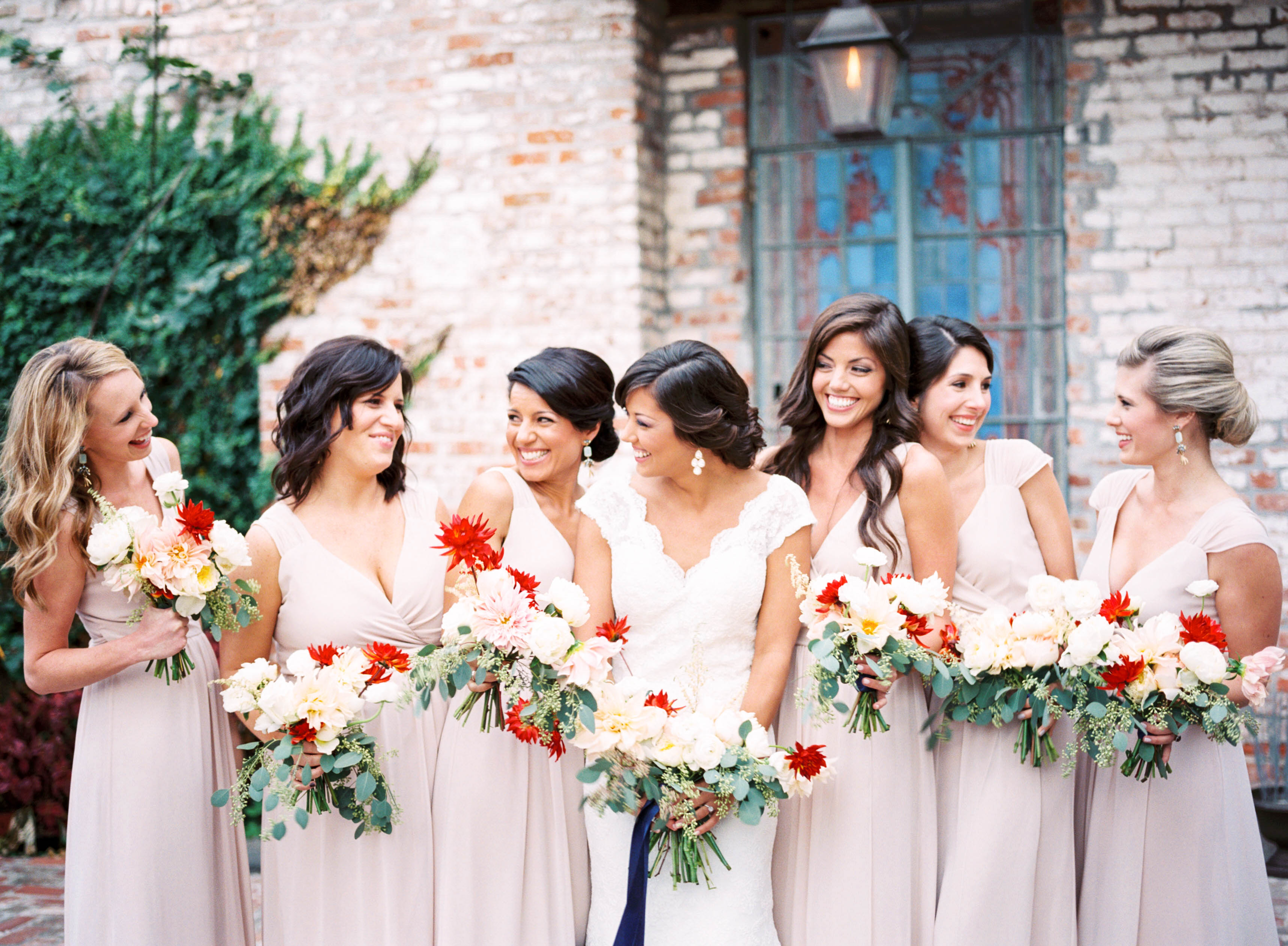 Classy new orleans wedding at race and religious modwedding ombrellifo Images